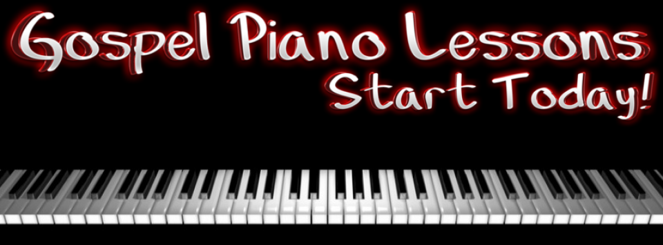 Gospel Piano Lessons